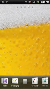 Cool Glass Bubbly Beer - screenshot thumbnail
