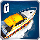 Boat Parking Simulator 3D icon