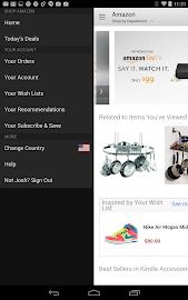 Amazon for Tablets Screenshot 10