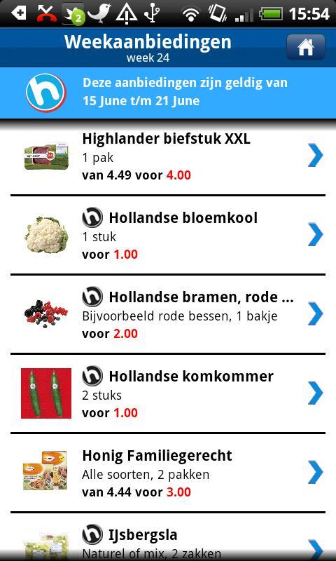 Hoogvliet- screenshot