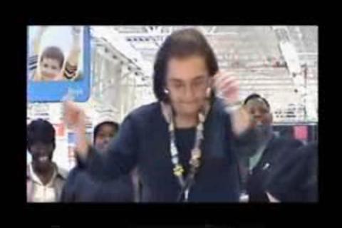 Wal-Mart Dancing App. Volume 5