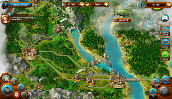 Screenshot of Transport Empire: Steam Tycoon