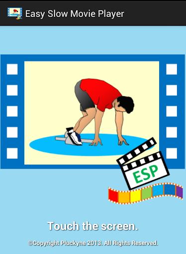 Easy Slow Movie Player