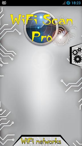 WiFi Scan Pro