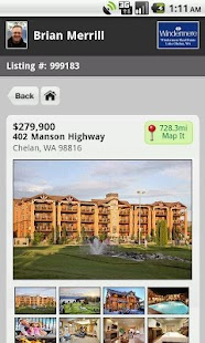 Chelan Real Estate Screenshot 4