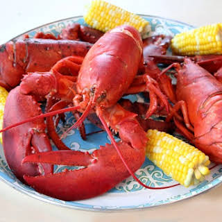 How to Steam Lobster.