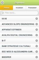 Screenshot of Start2B