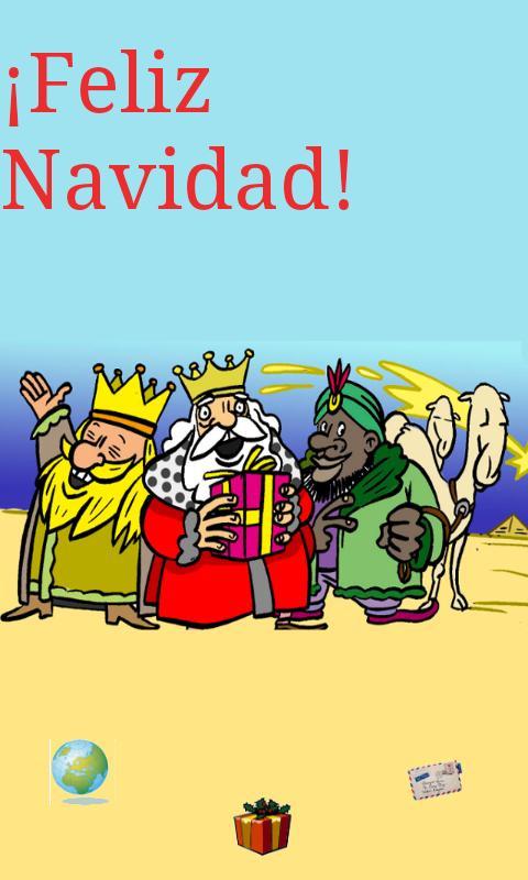 Reyes Magos te escriben - screenshot