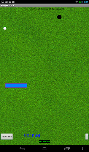 Fling Mini Golf