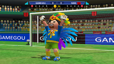 Perfect Kick - Soccer 1.5.5 screenshot 4729