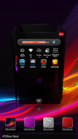 Screenshot of Next Launcher Theme UltraColor