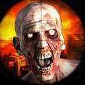 Zombie Town Sniper Shoot Game icon