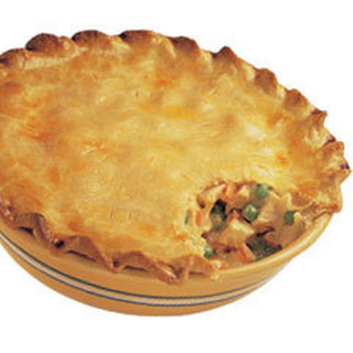 Easy Chicken Pot Pie.