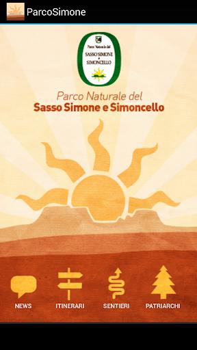Parco Sasso Simone Simoncello