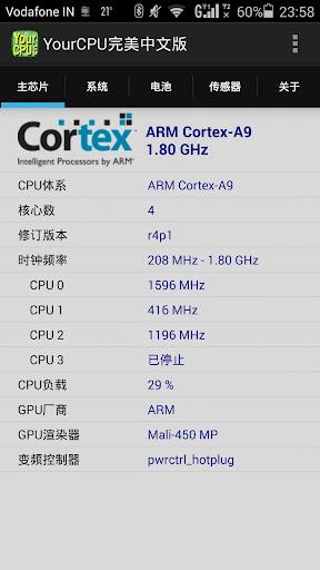 Your-CPU-Info你的CPU信息 中文版