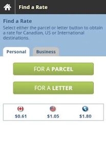 Canada Post Corporation - screenshot thumbnail