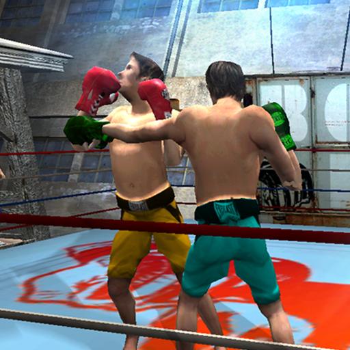 冒险のボクシングアクション格闘ゲーム LOGO-HotApp4Game