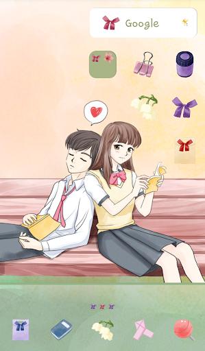 girls honey time dodol theme