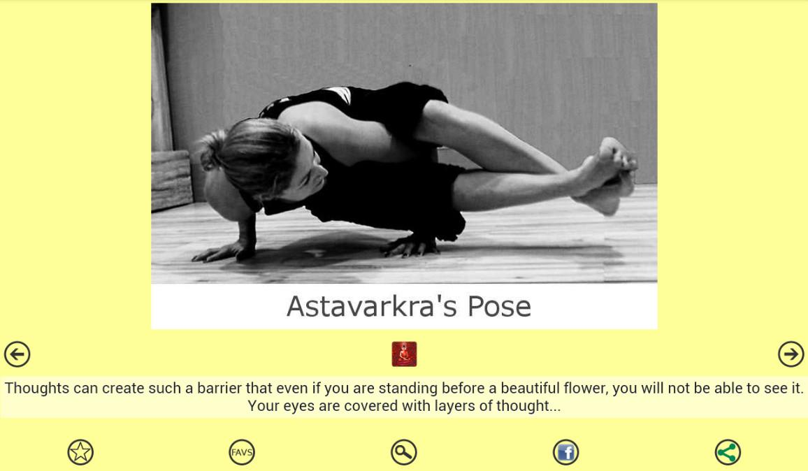 Yoga Quotes and Asana Pictures- screenshot