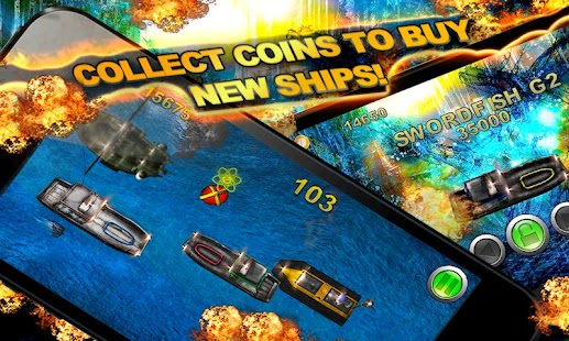 SEA WARS Epic Battleship Game - screenshot thumbnail