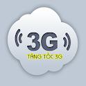 Tăng tốc 3g - Tang toc 3g icon