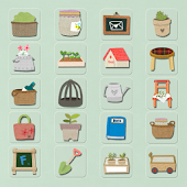 CUKI Theme Cute Paper Icon