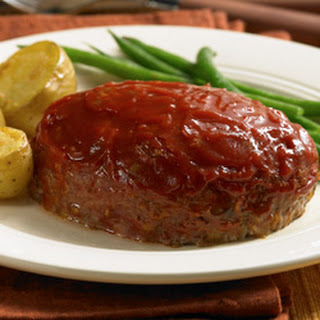 Blue Cheese Meatloaf.
