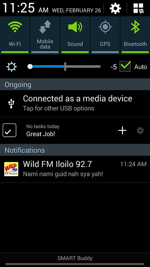 Wild FM Iloilo 92.7 MHz - screenshot