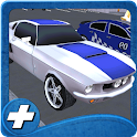 City Car Parking Garage 2015 icon