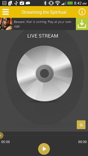 Talk Stream Spiritual Radio