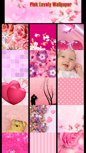Pink Lovely Wallpaper - screenshot thumbnail