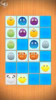 Screenshot of Furry Creatures match'em