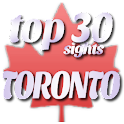 Toronto Top 30 Sights logo