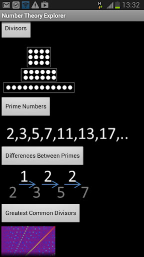 Number Theory Explorer