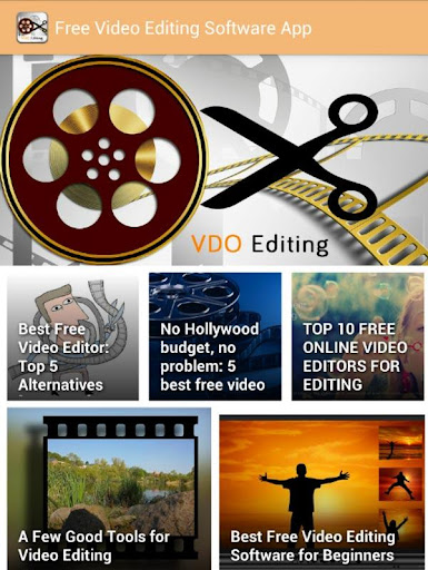 Free Video Editing Guide