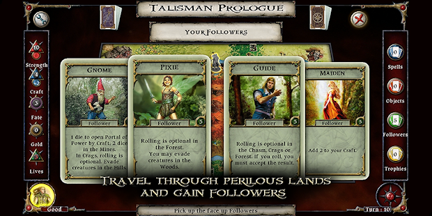 Talisman: Prologue Screenshot 5