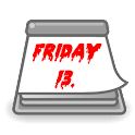 Next Friday 13th logo