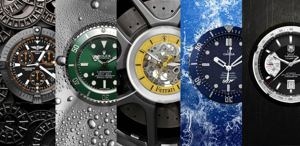 Analog Swiss Watch LiveWP Full V12 Apk Smart Android Apps Download