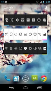 SwitchPro Theme Holo screenshot 0