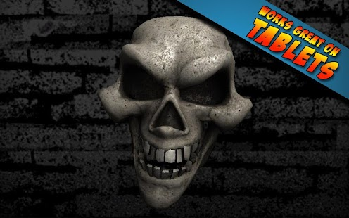Skull Live Wallpaper 3D- screenshot thumbnail