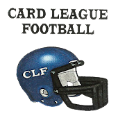 Card League Football