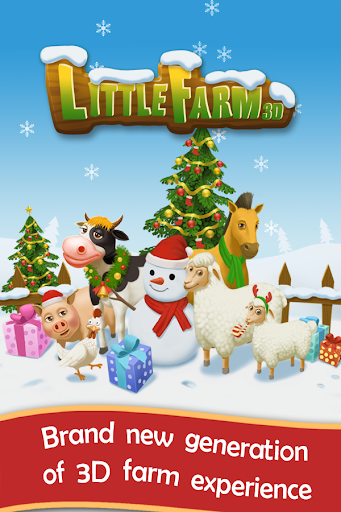 Little Farm 3D Free