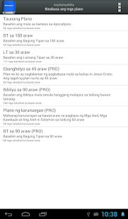 Bibliya sa Tagalog - screenshot thumbnail