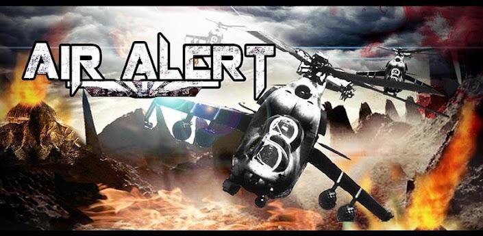 Air Alert (Воздушная Тревога) - бои на вертолетах для андроид