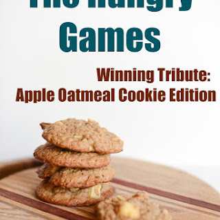 Caramel Apple Oatmeal Cookie Edition