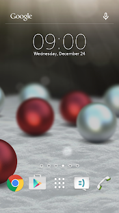 Diggin Xmas live wallpaper- screenshot thumbnail