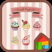 sweet cupcakes dodol theme