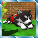 Cute Pocket Puppy 3D icon