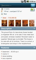 Screenshot of Estate.am