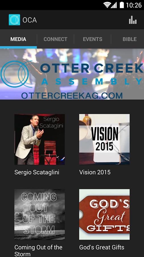 Otter Creek Assembly - screenshot